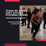 Stage de ginga lady styling kizomba